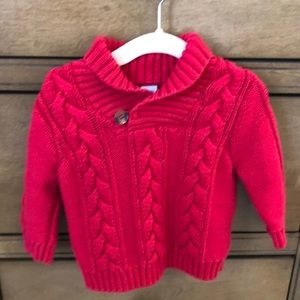 Old Navy Sweater - boys 3-6 months